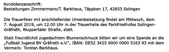 Name:  Trauerfeier T. Barkhaus.jpg Hits: 324 Größe:  32,5 KB